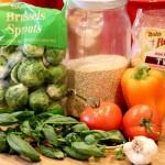 Protein Quinoa & Hempy Cheesy Sauce