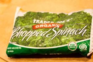 Tahini Quinoa & Quick Salad