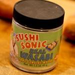Wasabi Sweet Potato Fries