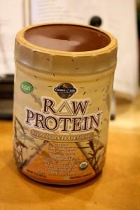 Raw Protein & Orange Dessert Balls