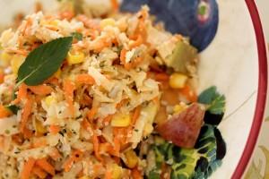 Minty Cantaloupe Salad