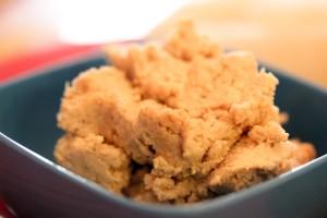 Ginger Tempeh Hummus