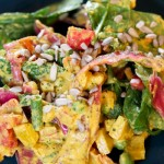 Savory Curry Dressing