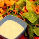 Raw Lemon Dressing