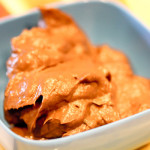 Mint Chocolate Pudding
