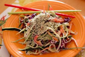 Thai Veggie Noodles