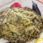 Lemon Dill Lentils and Quinoa