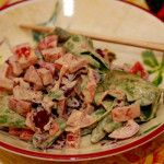 Sweet and Spicy Curry Dressing