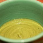 Broccoli Hummus Soup