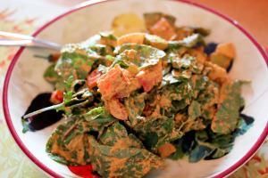 Pumpkin Pie Salad