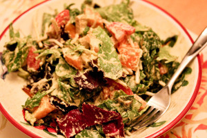 Autumn Squash Dressing