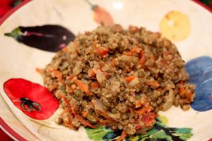 Versatile Cumin Lentils and Quinoa