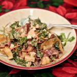 Creamy Cumin Orange Salad