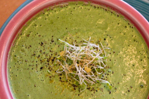 Super Broccoli Soup