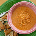 Simple Savory Cauliflower Soup