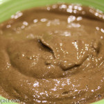 Peppermint Chocolate Super Soft Serve