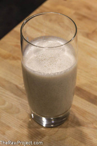 Healthy Hemp Nog