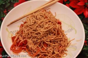 Simple & Fun Protein Spaghetti