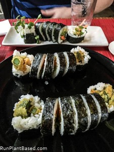 Sushi and Life for the Weekend List
