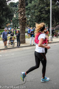 Finished the California International Marathon