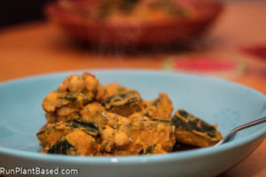 Tahini Curry Sauce