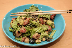 Avocado Parsley Dressing