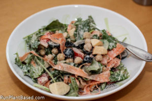Hemp Heart Alfredo Dressing