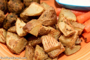 Smoky Roasted Potatoes