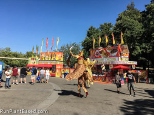 Silent Scenes from the California State Fair