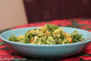 Creamy Kale Sauce