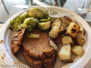 Vegan Ham & Great Eats