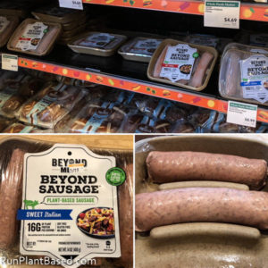 Beyond Meat Sausage & Deals for the List