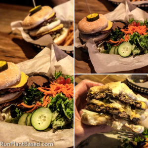 So Many Vegan Burgers for the List