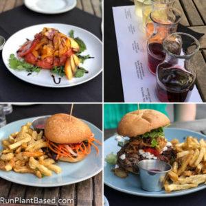 More Vegan Burgers & Smoothie Boost