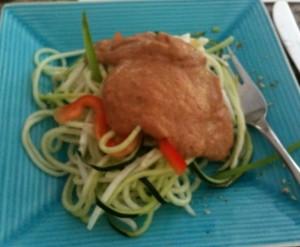 pad salad