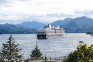 Vegan Alaskan Cruise Part 4
