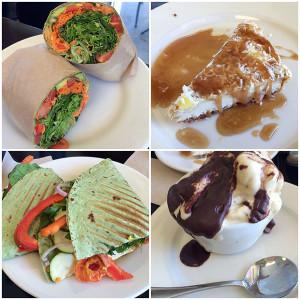 Weekend List w/ Lots of Eats